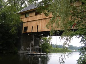 Hausbrücke Ahrensberg